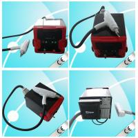 Portable 1064nm 532nm Q-switched Nd Yag tattoo removal Laser machine red blood loss