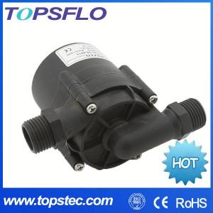 China TOPSFLO dc mini water pump,hot water circulation pump,hydrogen fuel cell pumpTL-C12 on sale