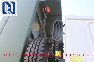 China Sinotruk 336 Horsepower Heavy Duty Dump Truck / Diesel 6x4 full fender Dump Truck on sale