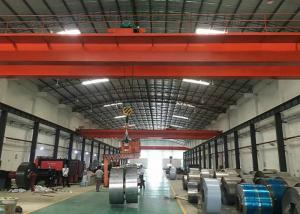 China LH 10T-20m Double Girder Overhead Crane in workshop on sale