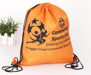 China Promotional Polyester Foldable shopping Bag,Personalized Waterproof Ripstop Nylon Polyester Folding Shopping Bags bagpac on sale