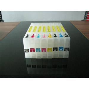 China Epson 4800 4880 Pigment Ink Cartridges Low Cost Sublimation Tnk , Empty on sale