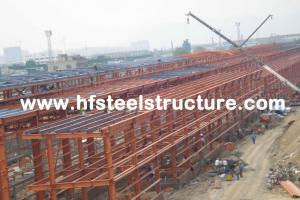 China Wide Span Industrial Steel Buildings Light Steel Structure Building on sale