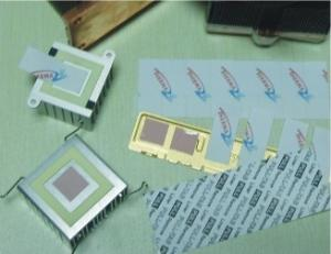 China 0.95 W / mK Thermal Phase Changing Materials , Notebook Thermal Insulating Materials on sale