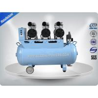 3Hp Piston Portable Small Electric Air Compressor With ISO / CQC Certification