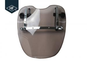 China Harley Davidson Other Motorcycle Parts 19  Windshield Windscreen For Touring Road on sale