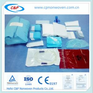 Quality Dental Nonwoven Drape Kit for sale