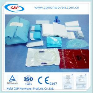 Quality EO Sterile Dental Set For Hospital for sale