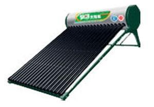 China Aquecedor de água solar pressurizado eficiência elevada com tubulação de calor on sale