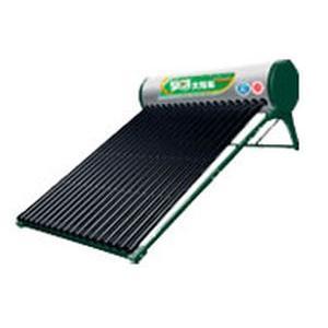 China 高性能はヒート パイプが付いている太陽給湯装置を加圧しました on sale