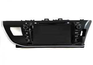 China 2 Din Car Video Player Toyota GPS Navigation for Corolla 2013 Right on sale