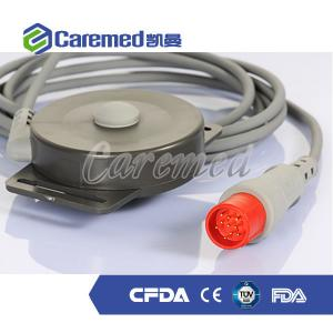 China Compatible Spacelabs / AMS Fetal Transducer TOCO transducer for IM76 and AM 66 on sale