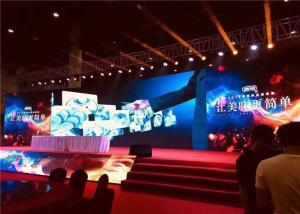 China Indoor Stage Mobile LED Display Rental With Nationstar LED Lamp on sale