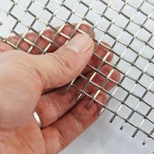 China 150 Micron Stainless Steel Wire Screen Mesh , Wire Mesh Filter Screen Muti - Layers Sintered on sale