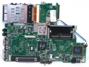 China Socket 478 type Integrated toshiba laptop motherboards with inter ddr3 for C660 on sale