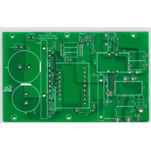 China Double Sided Rigid PCB Board, Lead- free HASL Electronic Printed 2 Layer PCB Board on sale