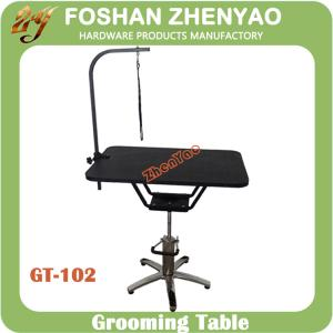 China 2014 new hydraulic dog grooming table GT-102 on sale