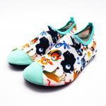 Lightweight Non Slip Swimming Shoes Waterproof Socks For Swimming  Ergonomic Design