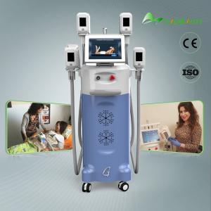 China Exhibition Presented Cryolipolysis Fat Freezing Liposuction Machine on sale