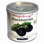 El 100% FD natural Blackberry con gusto y color originales