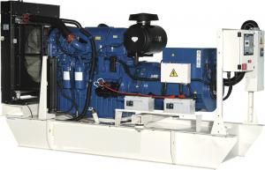 China 400 kW Perkins Diesel Generator , 3 Pole MCCB , P450E1 , Electronic on sale