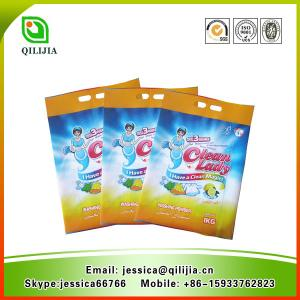 China Hand Wash Laundry Detergent Powder With High Foam on sale