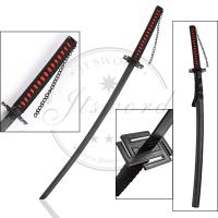 41 Inch Anime Greatsword Bleach Samurai Ichigo Bankai Sword Katana