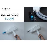 Nubway Long Pulse Nd Yag Tattoo Laser Equipment 1064 Nm 532nm 300W Power