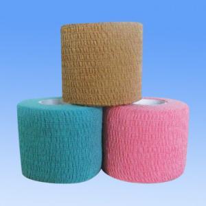 China Latex-free self adhesive bandage on sale