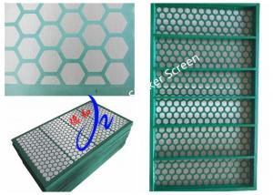 China Kemtron Shale Shaker Screen For Mud Cleaner , Oil Drilling Spare Parts on sale
