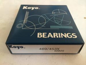 China Japan Original KOYO Roller Bearing 469/453X KOYO Inch Tapered Roller Bearing 57*105*30mm on sale