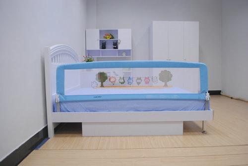 extra long baby bed rails 180cm blue toddler bed side rails