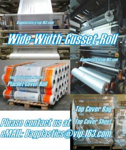 China Roll Cart Liners Robbie Wrap Packing List Trash Cart Bags Trash Can Liners Zip Top Bag, BAGPLASTICS, BAGEASE, PACKAGING on sale