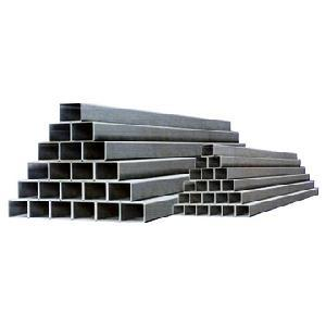 China MS ERW Black Rectangular And Square Hollow Section Steel Pipe/Tubes (RHS/ SHS) on sale