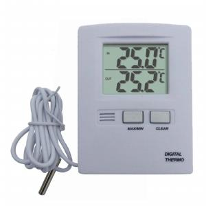 China Worldwide Digital  LCD Thermometer Temperature Meter Tester Home Indoor Outdoor on sale
