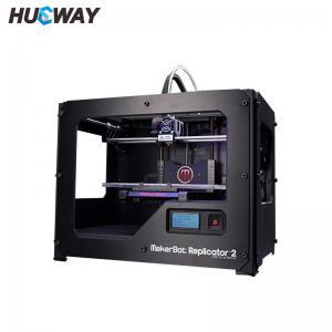 China Dual Extruder Large makerbot desktop 3d printer Machine Compatibility Ubuntu Linux on sale