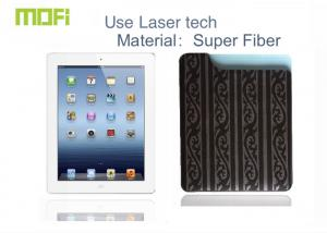 China Grey, Brown Mofi Customized Ipad Protective Cases, Bags With Leather / Super Fiber on sale