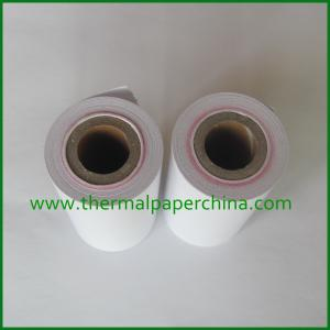 China Taxi Cab Meter Rolls, taxi cab receipt rolls 38mm x 50ft on sale