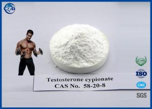 China Muscle Gain Testosterone Cypionate Steroid , Testosterone Oral Steroid Powder on sale