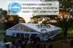 Permanent Big Outdoor 200 People Party Tent/Catering Reception Tent
