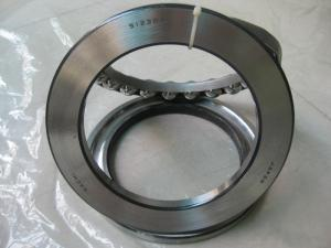 China Japan Ball Thrust Bearing 51126 Thrust Ball Bearing Brass Cage Steel Retainer on sale