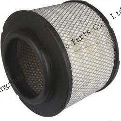China 2012 Toyota Hilux Vigo Air Filter Core Custom Designed ISO9001 Certificated on sale