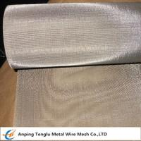 China 410/430 Magnetic Stainless Steel Wire Mesh on sale