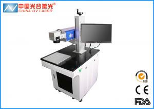 China Fashionable 3W UV Laser Marking Machines for Words Pictures Logos on sale