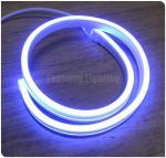 11x19mm flat surface blue super bright 24v neon tube soft led neon-flex light