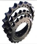 Undercarriage parts of Sprocket wheel for Caterpillar , Komatsu , Kobelco
