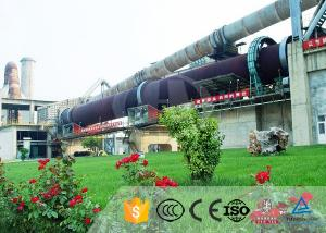 China Active Lime Cement Rotary Kiln Lime Grinding Plant For Environmental Field on sale