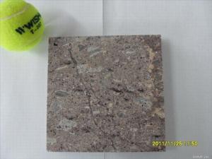 China Violet Granite Tiles on sale