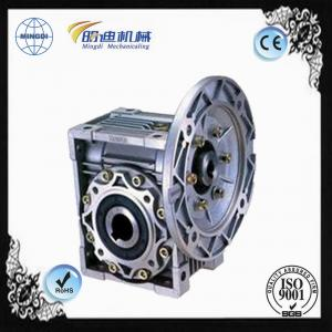 China Carbon Steel Rv Reducer Worm Wheel Gearbox 1400 Rpm One Year Warranty on sale