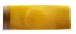 China 2 Layers FPC 0.15MM Yellow PCB and flexible printed circuit boards on sale